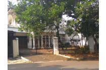 Rumah Dijual Murah Butuh Renovasi di Taman Duta, Pondok Indah
