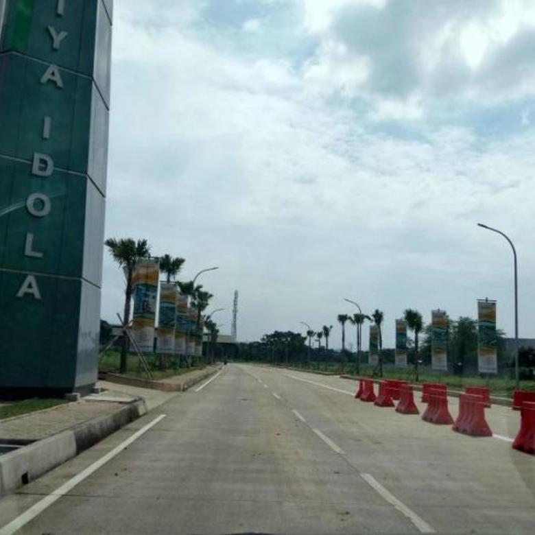 Dijual Lahan Luas Strategis Kawasan Industri di Serang Bitung Jaya