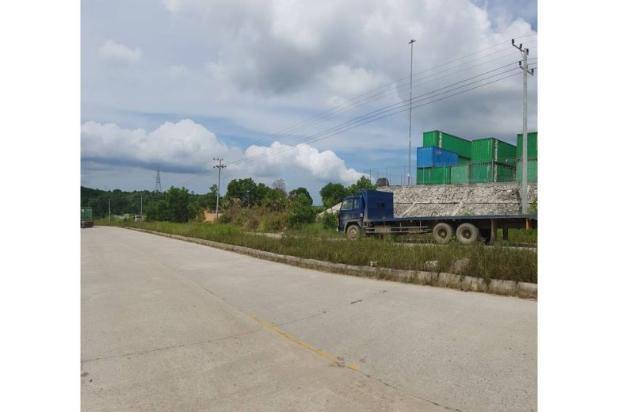 Fwd: Tanah balikpapan kawasan industri Kariangau km 13 Kalimantan Timur 12273451