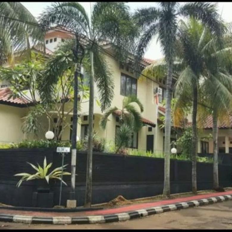 Rumah Mewah Siap Huni @Pesona Khayangan LT 642 LB 600 NEGO!BUR