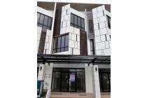 Ruko 3 lantai The Boulevard di Boulevard utama Jakarta Garden City (JGC)