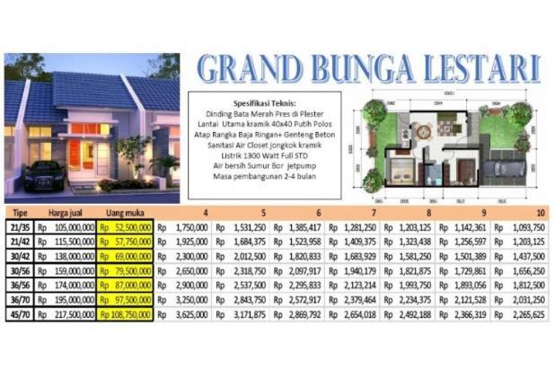 Rumah murah cantik di Bandung selatan 15037617