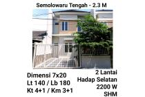 Dijual Rumah Siap Huni Semolowaru Tengah, Surabaya