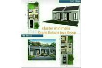 rumah cluster untuk keluarga baru murah Grand Batavia Dp.cicil 15 bulan