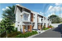 Rumah Baru Indent di Calysta Jurang Mangu, Pd Aren - 2217