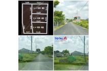 Dijual Tanah Strategis di Cokroaminoto Ubung Denpasar