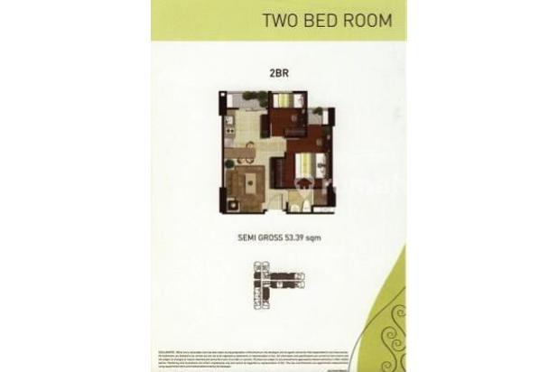 DIjual Apartemen Metro Park Residence 2 Bedroom Low Floor View Pool