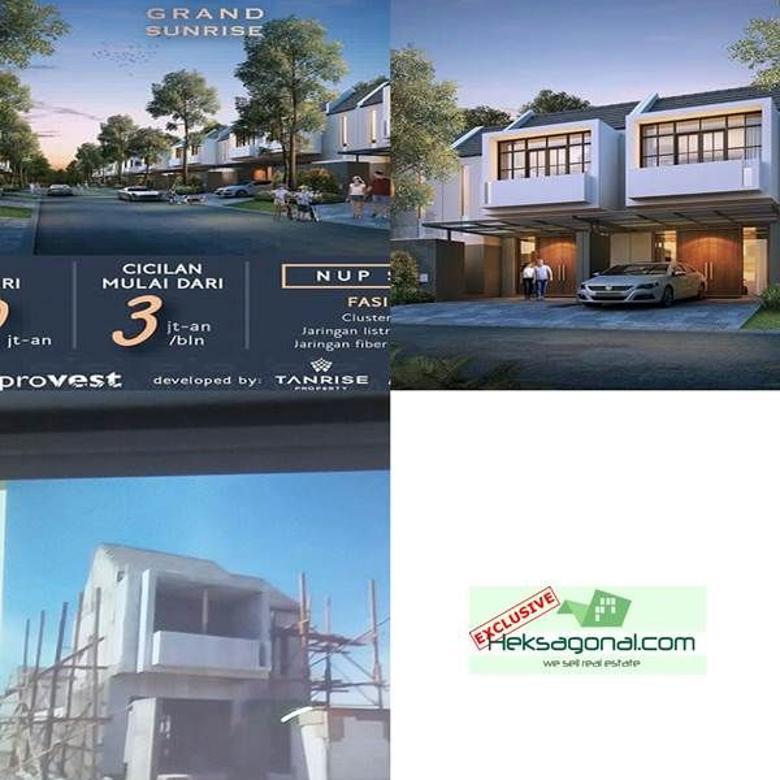 Rumah Dijual Grand sunrice menganti Gresik HKS3672