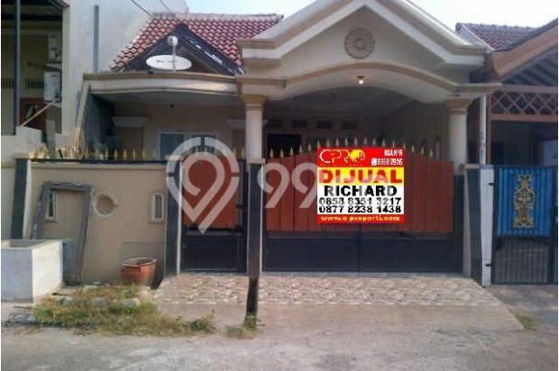 Dijual Rumah Cantik Nyaman di Duta Bumi Bekasi (5780) 13960364