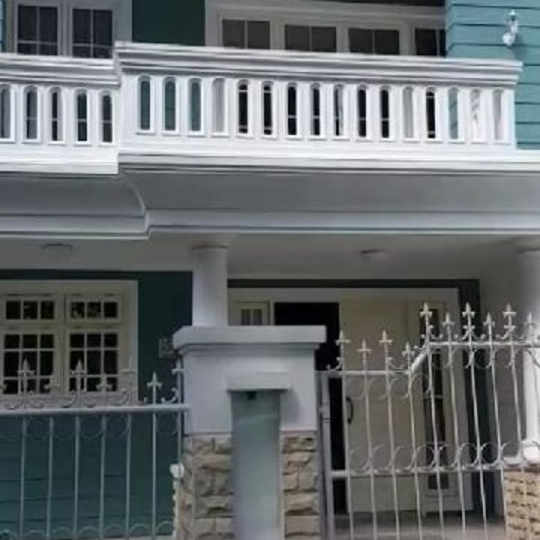 Rumah Bagus dan Murah 2 Lantai di Sawojajar Malang