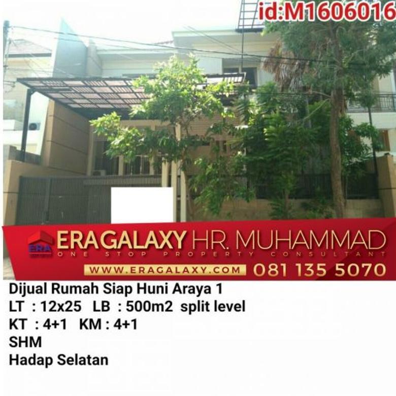 Rumah Siap Huni Araya 1
