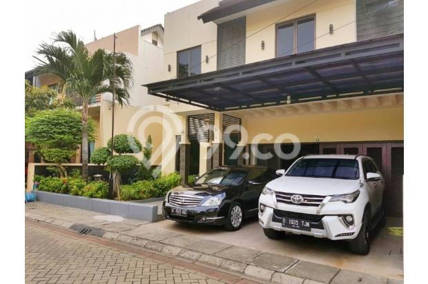 Rumah Kokoh Full Furnished Dalam Perumahan Elit Pulomas 12299032