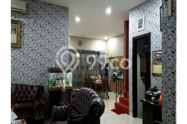 Rumah Kokoh Full Furnished Dalam Perumahan Elit Pulomas 12299054