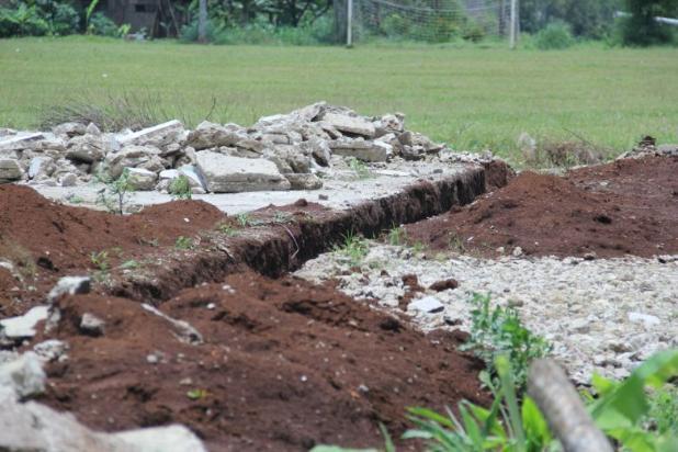 Tanah Kaplingan Dekat Lapangan Bola Perigi 12 X Cicil 17996147