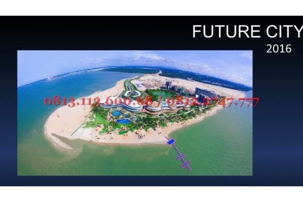 limited unit, coastal villa, forest city, iskandar malaysia, prime location