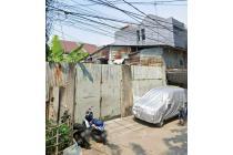 CHANDRA*tanah uk 264m2 lokasi jalan lebar di duri kepa