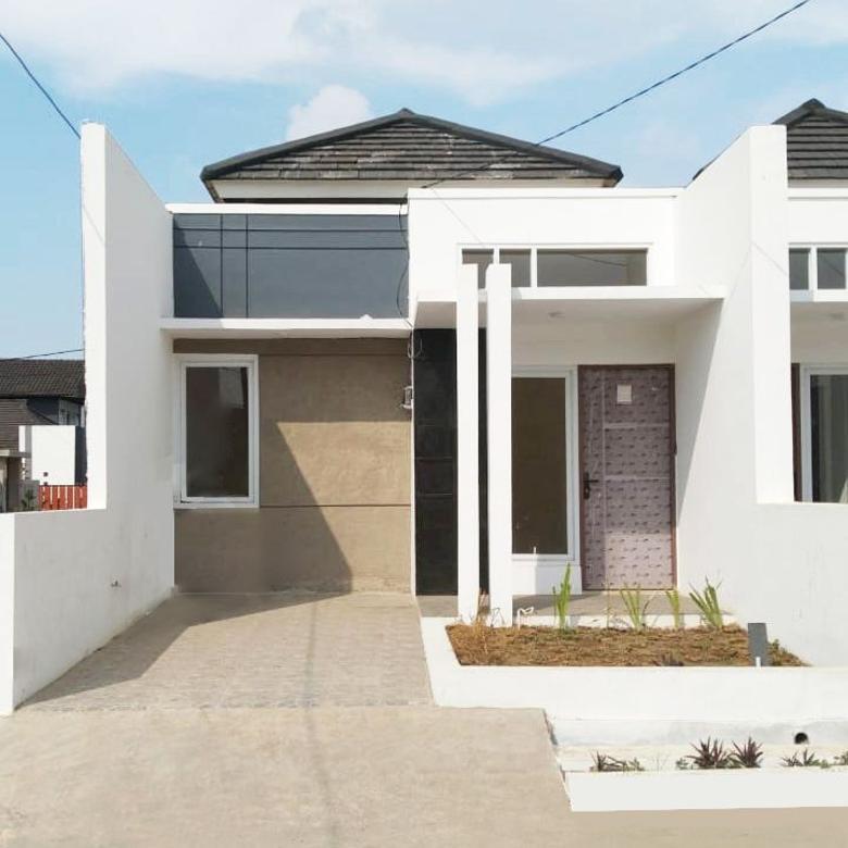 Rumah Minimalis New Graha Cikoneng Bandung Timur Dekat Tol