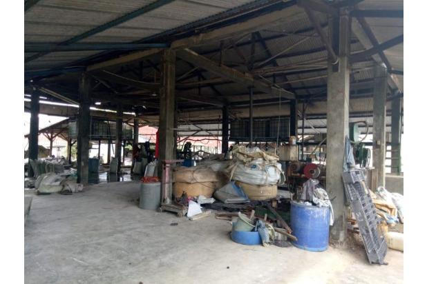 Rp21,7mily Pabrik Dijual