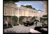 Rumah New Gress Minimalis 2 Lantai di Gading Pantai Regency Kenjeran
