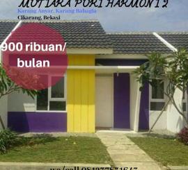 Rumah murah 900 ribuan Karang Bahagia Bekasi