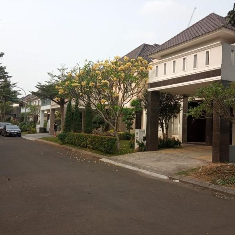 Rumah Sutera Renata Cluster Alba  Alam Sutera, Tangerang