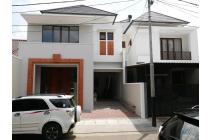 Rumah Baru Siap Huni di Pasar Minggu, Jakarta Selatan ~ Jalan Lebar ~ Tidak Banjir