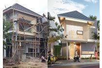Dijual Rumah Baru di Dalam Komplek di Halim Jakarta Timur