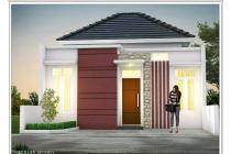 Rumah cantik harga ekonomis dekat Padma residence Bangunjiwo