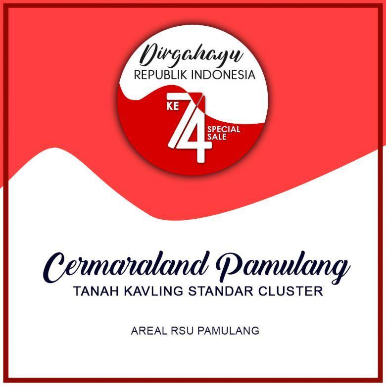 Cemaraland Pamulang Kawasan Premium Dekat Tol Cinere - Serpong