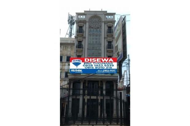 Rp900jt/thn Ruko Disewa
