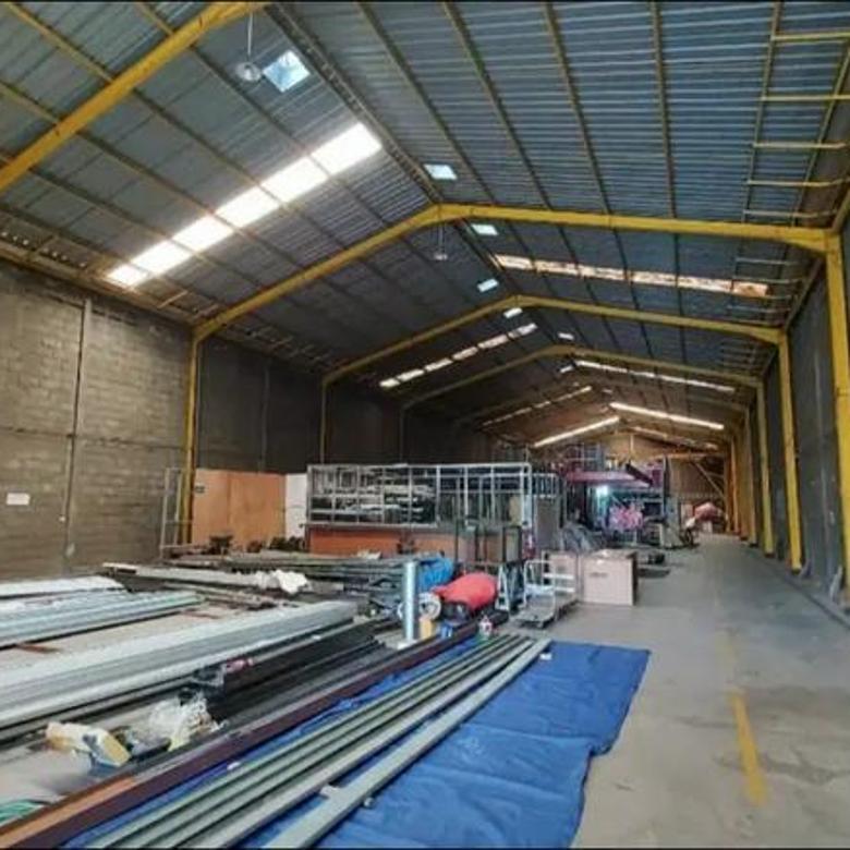 Gudang Ijin Industri Raya Wisma Lidah Kulon Surabaya Barat