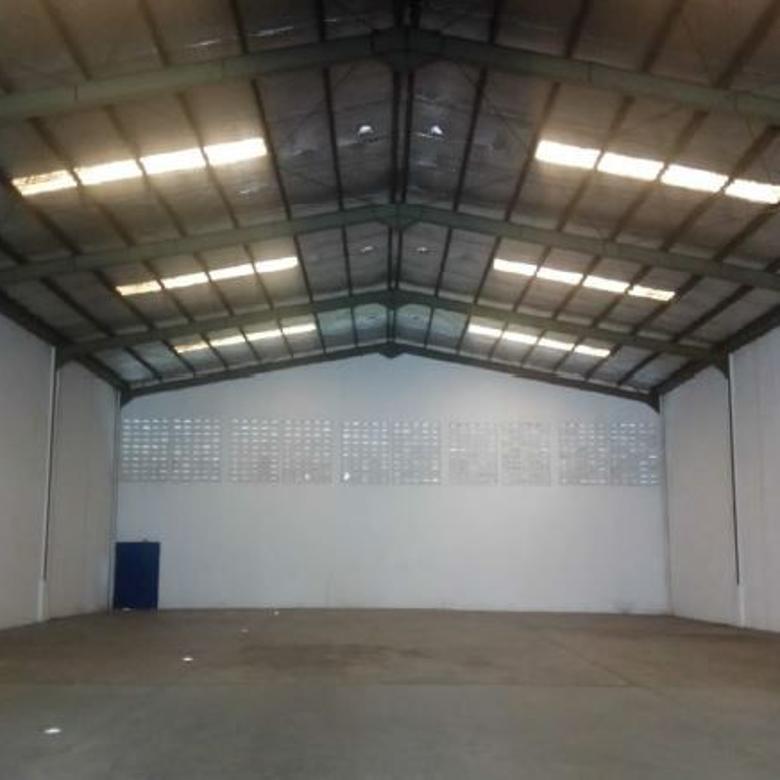 Dijual: Gudang/Pabrik di Bekasi