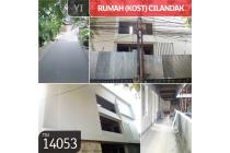 Rumah (Kost) Cilandak, Jakarta Selatan, 508 m², 3 Lt, HGB