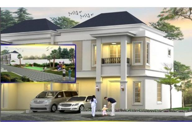 Rumah 2 Lantai bernuansa Villa di Depok | YKM20 17996158
