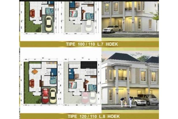 Rumah 2 Lantai bernuansa Villa di Depok | YKM20 17996169