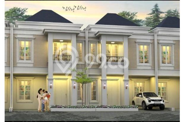 Rumah 2 Lantai bernuansa Villa di Depok | YKM20 17996208