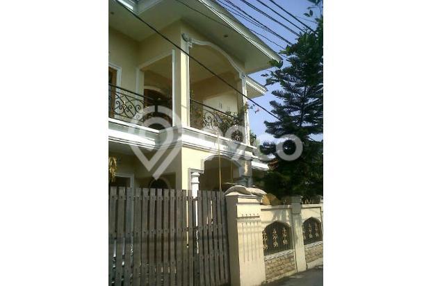 Dijual Rumah 2Lt Strategis di H Musa Jakarta Selatan 13426548