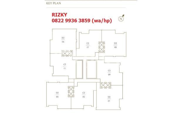Pondok Indah Residences Amala Tower 3BR connect to PIM 3 15422691