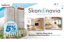 Apartemen skandinavia Tangerang PROMO