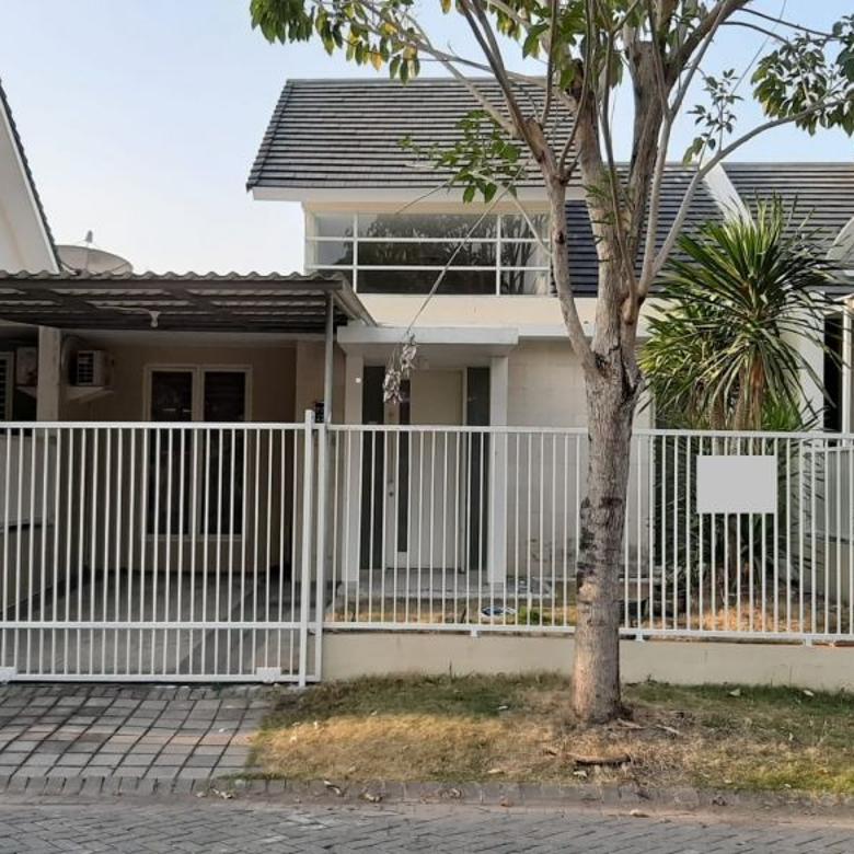 (JOE).Rumah Citraland Taman Puspa Raya bagus row jln 2meter