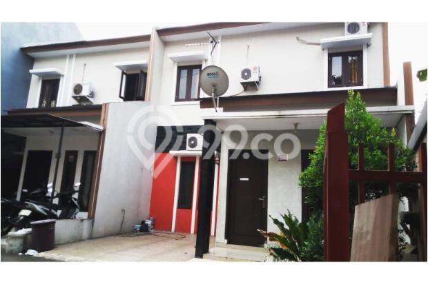 Rumah 2 Lantai di Condet tidak sampai 1 M 12064721
