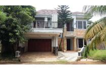 Rumah Bagus 2 lantai Hitung Tanah dalam Cluster Perum Taman Kenari Cibubur