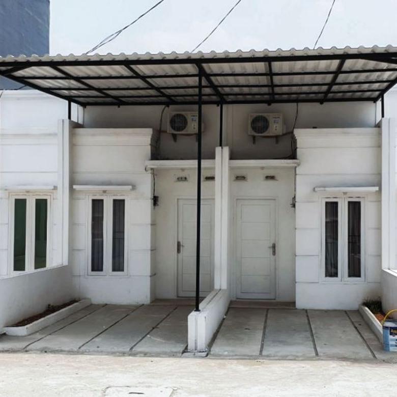 SOLD. Rumah Mungil Kramat Jati. Harga Murah Banget