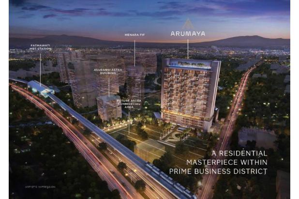 Rp2,88mily Apartemen Dijual