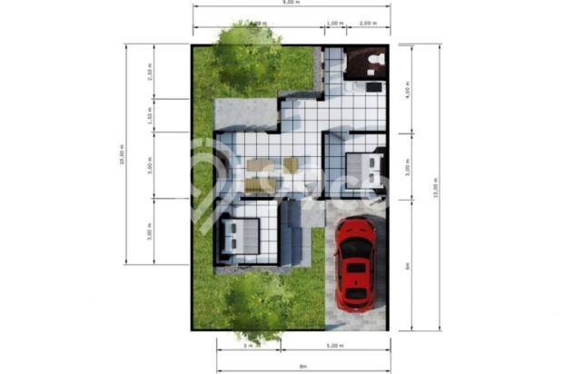 Rumah Dijual Jogja Siap Huni, Rumah Baru di Jalan Besi Ngaglik 9839388