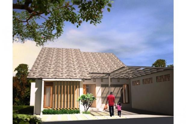 Rumah Dijual Jogja Siap Huni, Rumah Baru di Jalan Besi Ngaglik 9839389