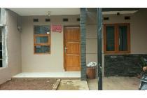 Rumah Cluster ujung berung over kredit termurah bebas bi checking