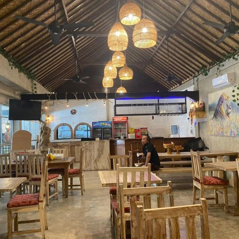 Disewakan Restaurant Baru Siap Pakai di Kartika Plaza Kuta