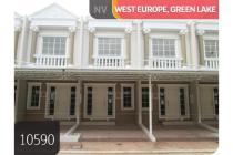 Rumah Green Lake City Cluster West Europe, Tangerang, 4x12m, 2 Lt