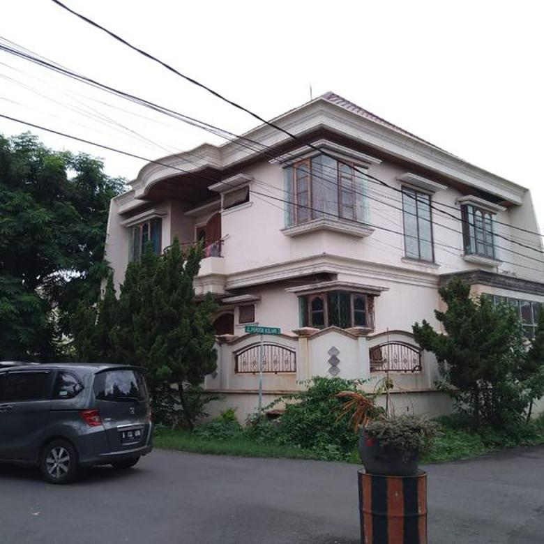 Rumah minimalis hook luas siap huni pondok kelapa